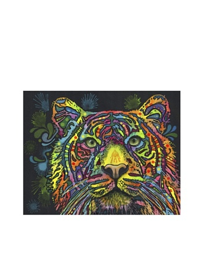 Dean Russo Tiger Wildlife Series Limited Edition Giclée Canvas