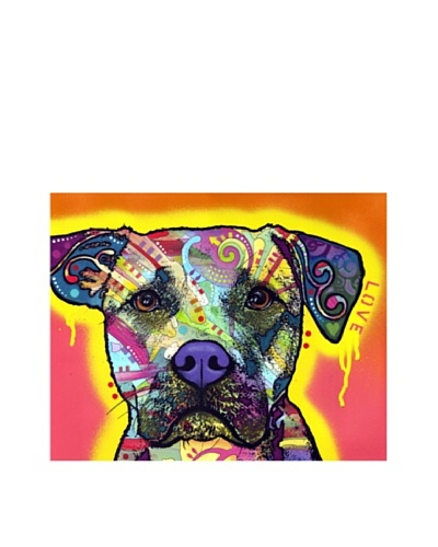 Dean Russo Drip Love Limited Edition Giclée Canvas