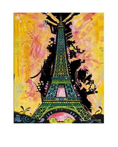 "Dean Russo ""Eiffel ALI"" Limited Edition Giclée Canvas"
