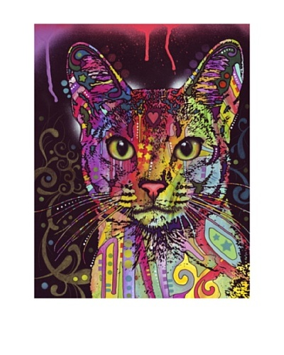 Dean Russo Abyssinian Limited Edition Giclée Canvas