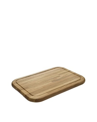 Del Ben Oak Carving Cutting Board 45x31 cm- Thickness 26 mm