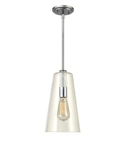 Design Craft Upton 1 Light Pendant