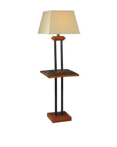 Design Craft Tosca Outdoor Floor Lamp