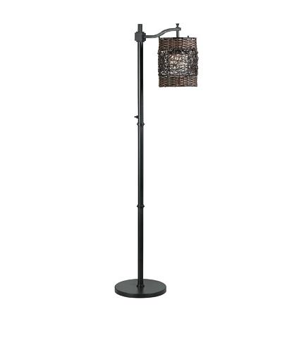 Design Craft Braxton Outdoor Floor Lamp