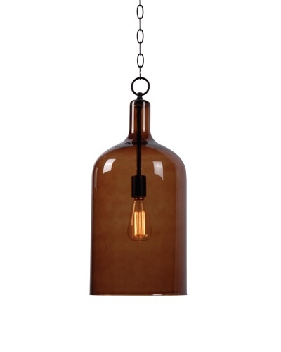 Design Craft Ellis 1-Light Pendant