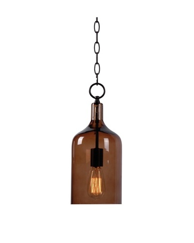 Design Craft Ellis 1-Light Mini Pendant