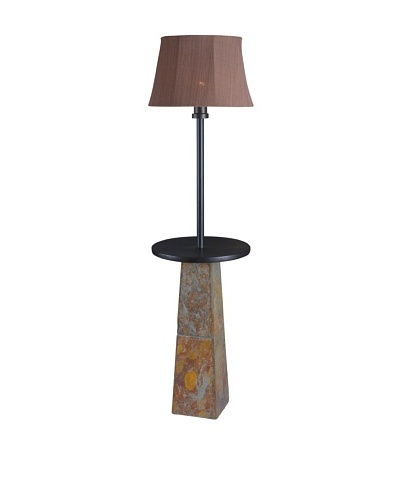 Design Craft Quarry Outdoor Floor Lamp