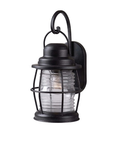 Design Craft Port Wall Lantern, Medium