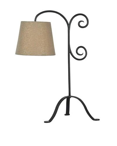 Design Craft Raina Table Lamp