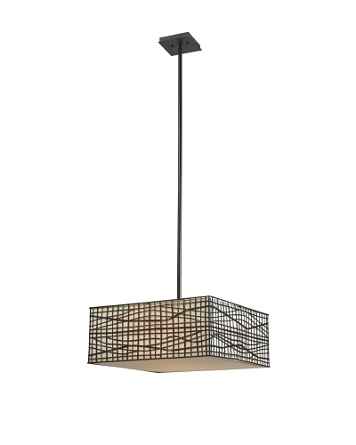 Design Craft Frontier 3-Light Pendant