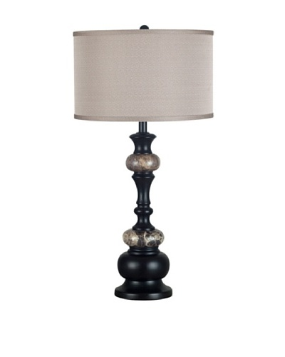 Design Craft Chelmsford Table Lamp