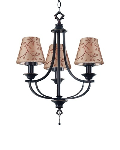 Design Craft Beaumont Outdoor Chandelier