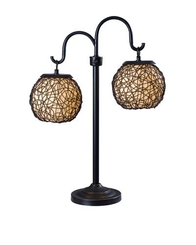 Design Craft Castillo Outdoor Table Lamp