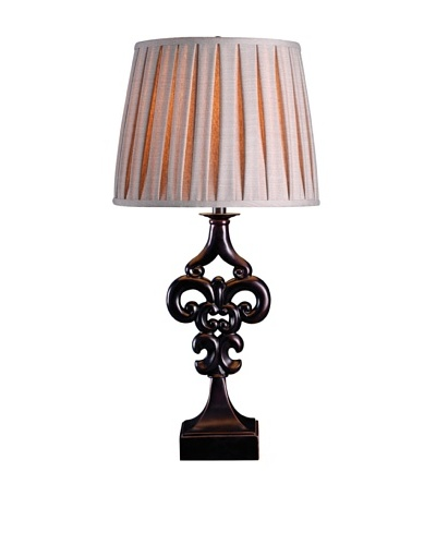 Design Craft Lighting Fleur Table Lamp