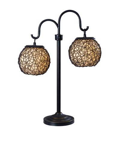 Design Craft Lighting Castillo Outdoor Table Lamp