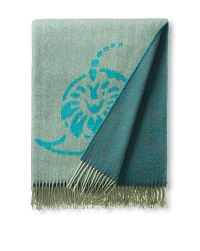 Designers Guild Trianon Blanket, Aqua