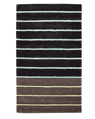 Designers Guild Millbreck Graphite Rug, 5' 3 x 8' 6