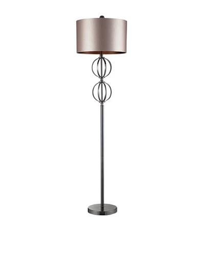 Dimond Lighting Danforth Floor Lamp, Coffee