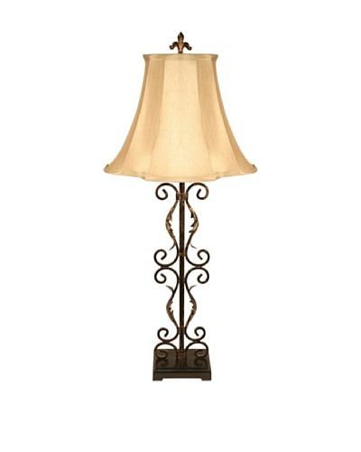 Ernesto Scroll Table Lamp