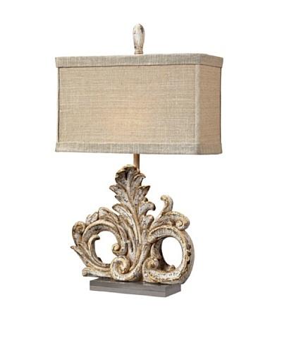 Springfield Scroll Table Lamp, Presidente