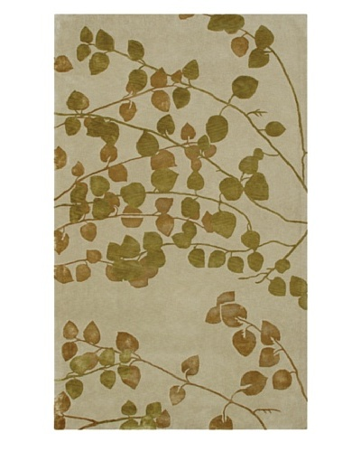 Disney Signature Rugs Pomona [Beige/Gold/Green]