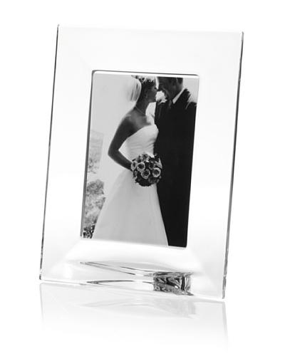 Orrefors Focus Crystal Frame, 4 x 6