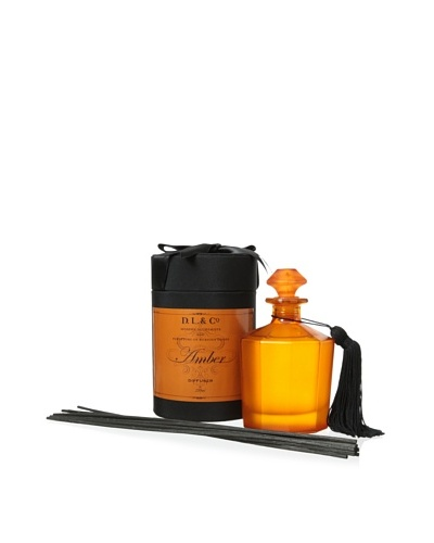 D.L. & Co. Signature Diffuser, Amber, 250ml