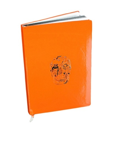 D.L. & Co. Delft Skull Journal, Orange