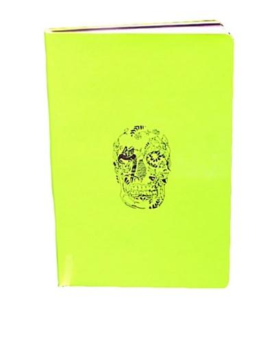 D.L. & Co. Delft Skull Journal, Green