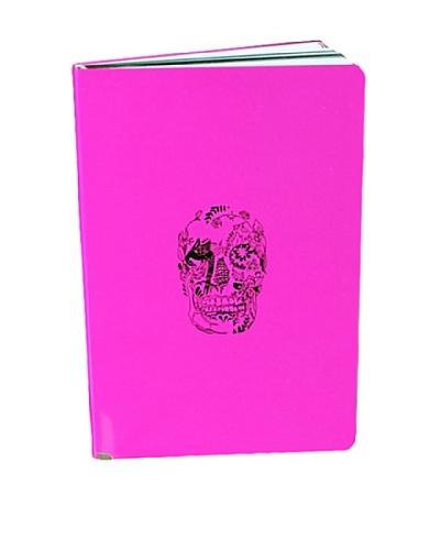 D.L. & Co. Delft Skull Journal, Pink