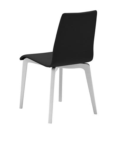 Domitalia Jude-L Chair, Black/WhiteAs You See