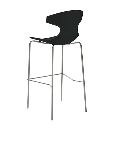 Domitalia Echo Stool, Black