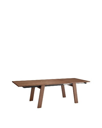 Domitalia Must Rectangular Table, Walnut