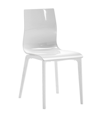 Domitalia Gel-L Chair, WhiteAs You See