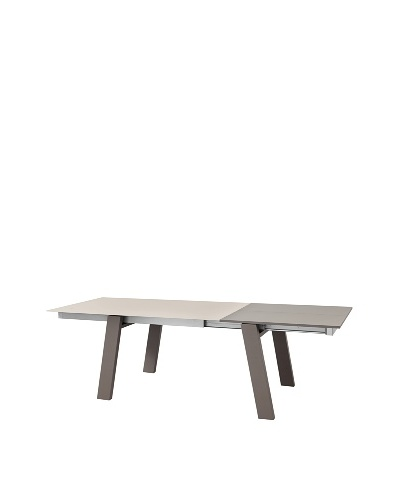 Domitalia Must Rectangular Table, Taupe/Sand