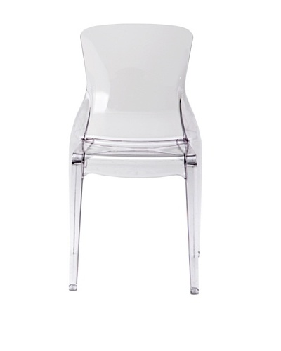 Domitalia Crystal Chair, Transparent