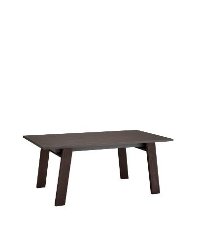 Domitalia Must Rectangular Table, Wenge