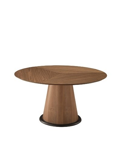 Domitalia Palio Round Table, Walnut