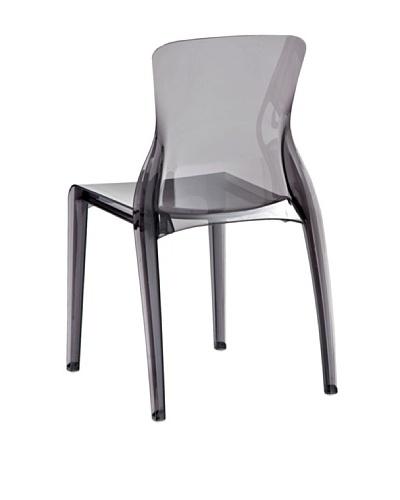 Domitalia Crystal Chair, Smoke