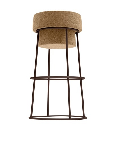 Domitalia Bouchon Bar Stool, Bronze