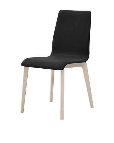 Domitalia Jude-L Chairs, Black/Ash WhiteAs You See