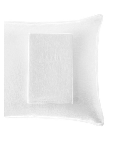 Down Inc Kensington Collection Jacquard Pillow Protector