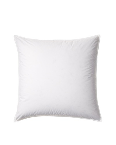Downright Mackenza Euro Medium White Down Pillow