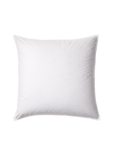 Downright Cascada Summit Euro Medium White Goose Down Pillow
