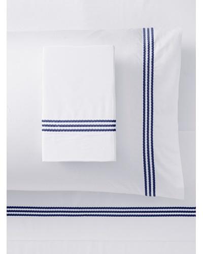 Downright Windsor Braid 400 TC Sateen Embroidered Sheet Set