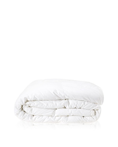 DownTown Co. Alpine Comforter, White, King