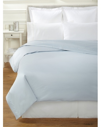 DownTown Co. Paris II Duvet Cover, Blue, King