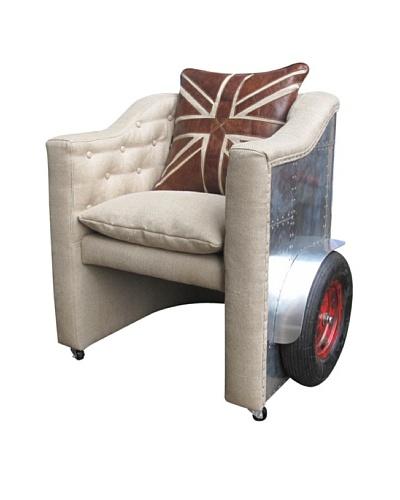 Dream Home Designs Flag Of Great Britain Armchair
