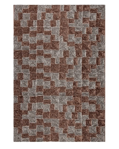 Dreamweavers Velour Rectangle Rug