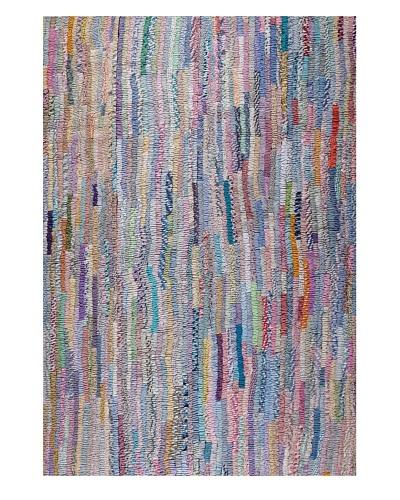 Dreamweavers Executive Ribbon Rug, Pastels, 6' x 9'
